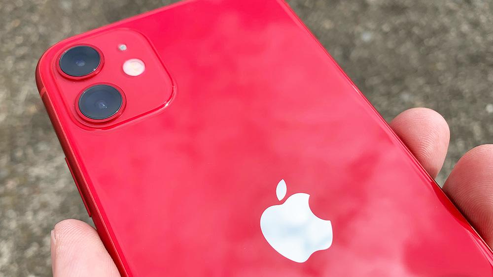 iPhone11の実機画像